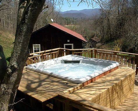 Cottages With Tubs by Chestnut Cabin Privacy Mountain Views Vrbo