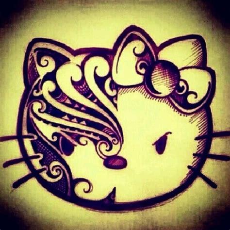 Hello Kitty Tattoo Wallpaper   17 b 228 sta bilder om tattoos p 229 pinterest fj 228 drar