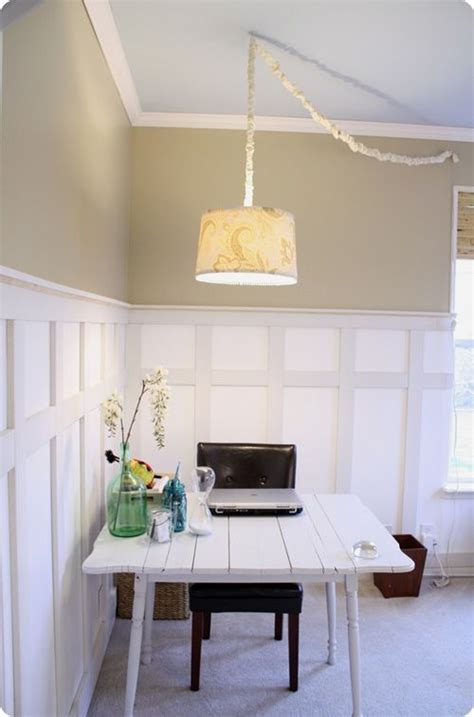 board and batten dining room and measurements for board and batten trim from my favorite decor thrifty