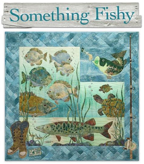 Mckenna Quilt Patterns by Mckenna S Something Fishy Quilting