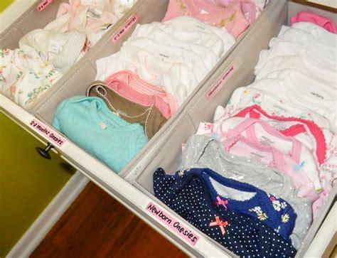 Baby Dresser Organization by Baby Dresser Organization Tips1 Baby S Closet