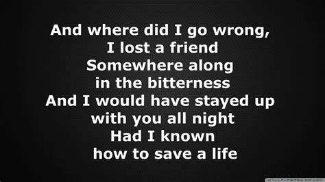 the fray how to save a life mp download the fray how to save a life lyrics youtube
