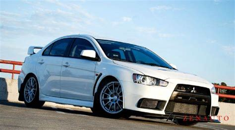 mitsubishi evo gsr custom 2010 mitsubishi lancer evolution evo x gsr 10 custom in