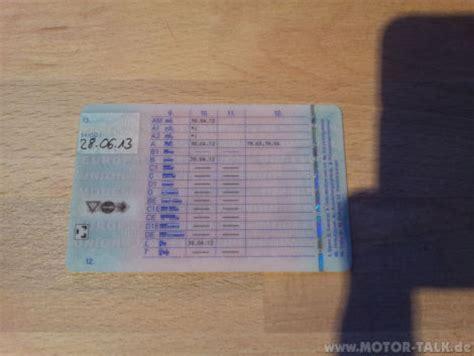 1 monat fahrverbot wann führerschein abgeben a2 f 252 hrerschein biker treff