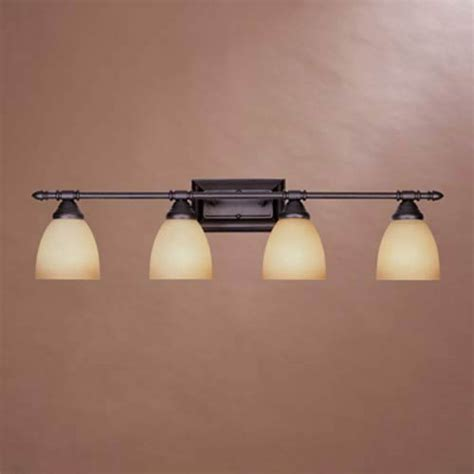 Four Light Bathroom Fixture Designers Apollo Rubbed Bronze Four Light Bath Fixture On Sale