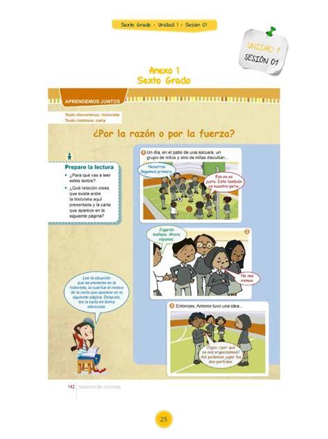 sesiones de educacin fsica de sexto grado de primaria unidad 1 sesiones sexto grado 2015
