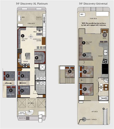 houseboat floor plans modern houseboat floor plans www imgkid com the image