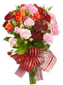 Lisianthus Flower دسته گل رز رنگارنگ Send Flowers Worldwide