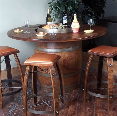 barrel kitchen table 17 best pub style kitchen table images on pub