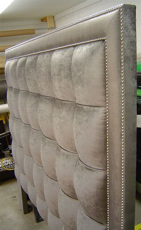 Diy Padded Headboard Projects by Best 20 Upholstered Headboards Ideas On Bed