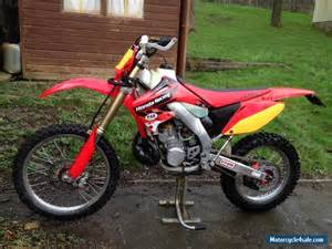 Honda Cr250r For Sale Honda Cr250r 2005 Road Registered For Sale In United Kingdom