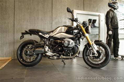 bmw r ninet price in india bmw r ninet launched in india at inr 23 5 lakhs