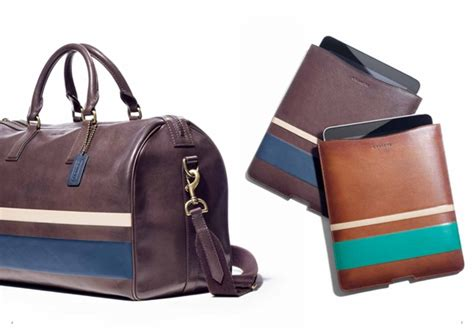 Introducing Coach Bleecker Duffle Sac Purse by Coach Legacy Collection Automne Hiver Fall Winter