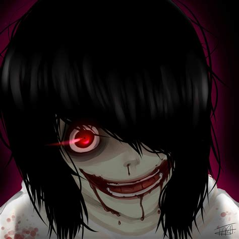 Anime Jeff The Killer by Jeff The Killer Bloody Mess By Shimmerpop On Deviantart