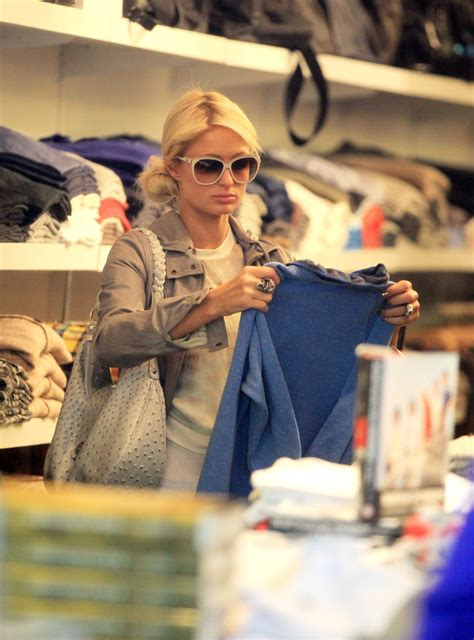 Hiltons Shopping Spree by In Shops At Kitson Zimbio