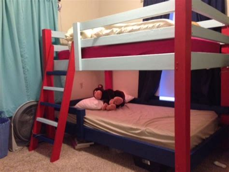 Low Bunk Bed Plans Builders Showcase From Loft Bed To Bunk Beds Using The