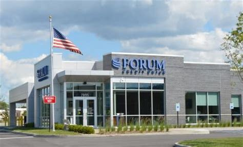 forum credit union brookville road wurster construction
