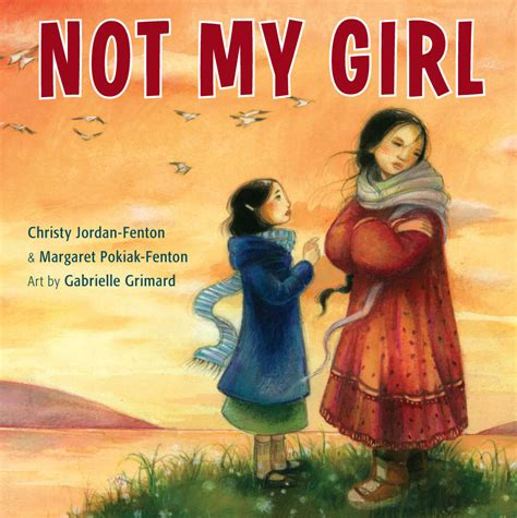 my picture book not my by fenton and margaret pokiak