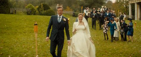 renee zellweger wedding dress bridget jones baby renee zellweger colin firth wedding