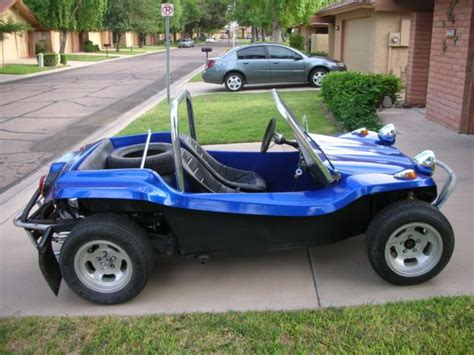 manx style buggy 1959 vw manx style quot bush buggy quot dune buggy for sale