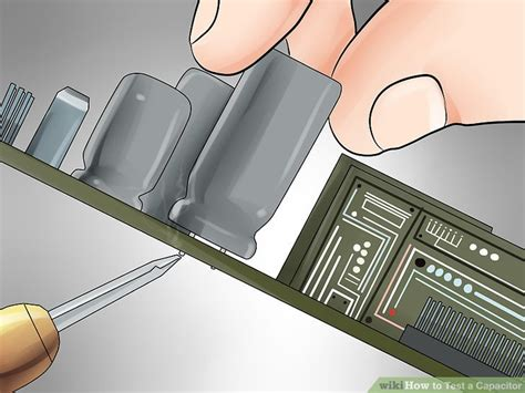 how to test 3 terminal capacitor 5 ways to test a capacitor wikihow
