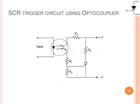 rectifier circuit using thyristor ppt thyristor devices silicon controlled rectifiers scr powerpoint presentation id 759456