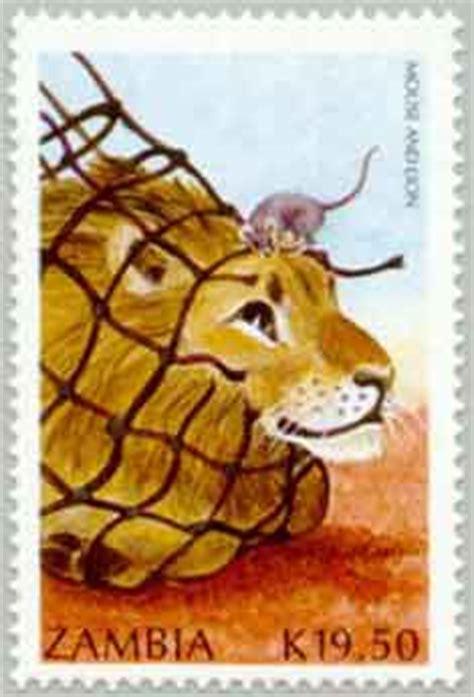 film le lion et le rat les fables de la fontaine polkadot