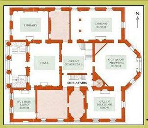 simpsons house floor plan i guess by mattgreoningfangirl9 a film utopia quot mr bennet have you heard netherfield