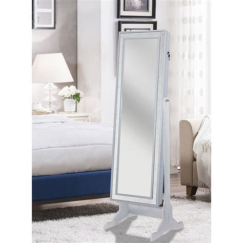 modern jewelry armoire cheval mirror cheval jewelry armoire usa