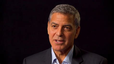 Clooney Linked To Everyone In by George Clooney Talks Raising With Amal Instyle