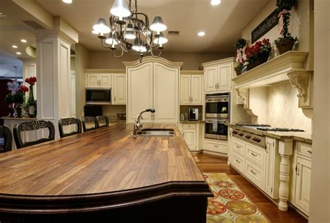 country kitchen islands with seating 46 fabulous country kitchen designs ideas