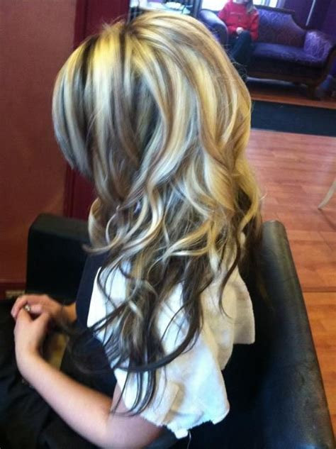 cute highlights color olive skin hair color popular long hairstyle idea