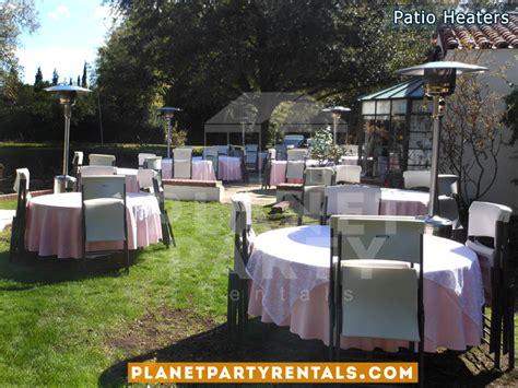 Patio Heaters Outdoor Patio Heater Rental