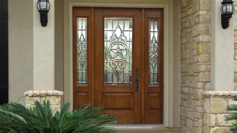 front house doors exterior  glass designs youtube