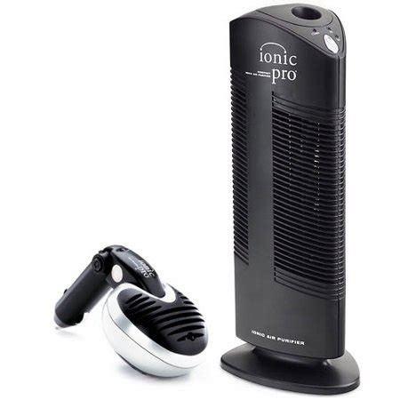 ionic pro combo air purifier  bonus car air purifier