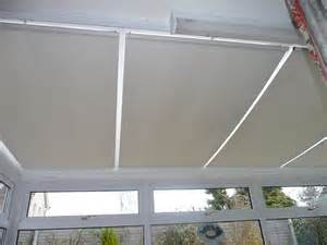 Sun Curtains And Blinds Roller Roof Blinds Roof Blinds Conservatory Roof
