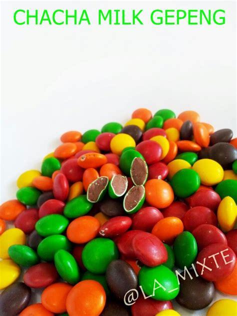 Coklat Chacha Mix Milk Dan Peanut 1kg Asli Delfi harga tidak ditemukan id priceaz