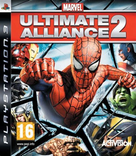 Bd Ps3 Kaset Marvel Ultimate Alliance marvel ultimate alliance 2 para ps3 3djuegos