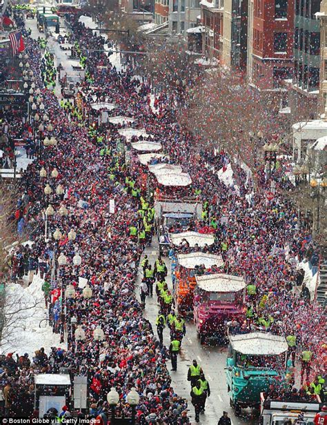 patriots duck boat parade boston mayor fire up the duck boats for patriots parade