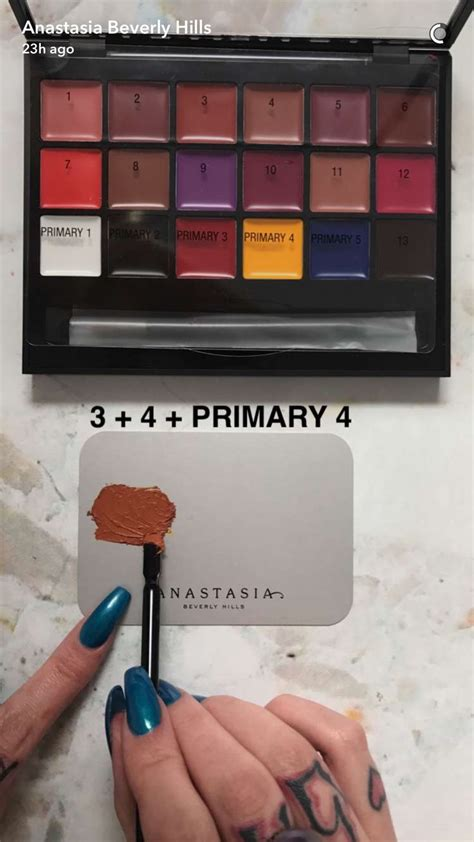 Product Find Anatasia The Browserava 2 by 17 Best Images About Abh Lip Palette Combinations On
