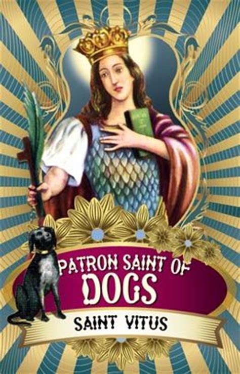 patron of dogs vitus patron of dogs pets animals i