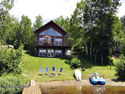 catamaran a vendre lac chlain chalet au bord du lac a la carpe chalet 224 louer lac des