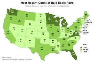 bald eagles return to the united states the sas