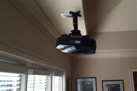 media room projector hilton head south carolina
