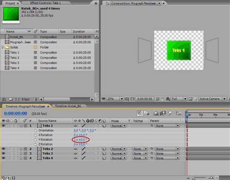 membuat gambar bergerak after effect membuat animasi judul dengan after effect ideacentre