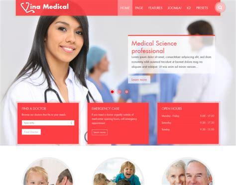 Vinagecko Medical Ii Download Medical Health Responsive Template Doctor Office Website Template