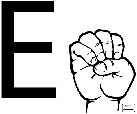 Asl Letters
