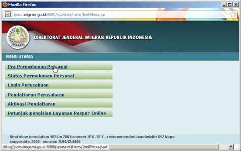 web membuat paspor online talk with me membuat paspor secara online