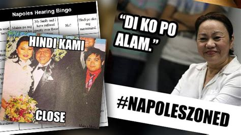Napoles Meme - netizens janet napoles is my amnesia girl