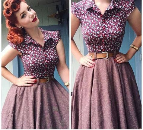 5 Vintage Style Inspirations by Best 25 1950s Fashion Ideas On Retro Fashion